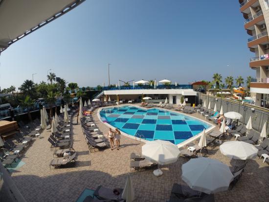 Hotel Sunprime C Lounge Tripadvisor