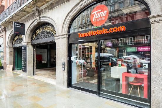 Tune Hotel - Liverpool, City Centre