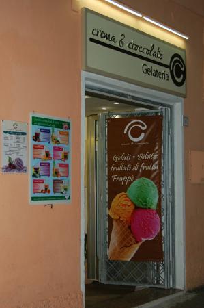 Gelateria Crema & Cioccolato