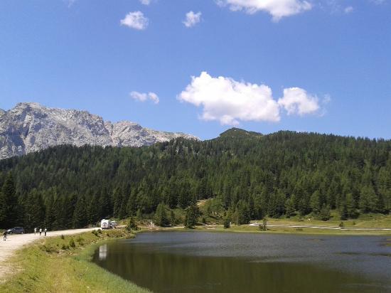 Pontebba, Italy: Passo di Pramollo