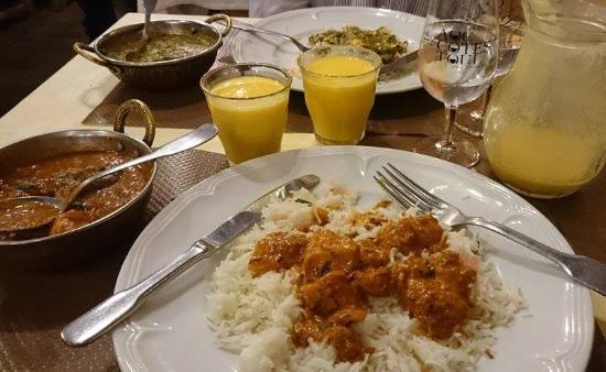 Restaurant Indien Grand Rue Nancy
