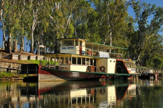 ‪Murray River Paddlesteamers - Pride of the Murray‬
