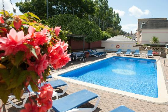 Hampshire Hotel : Swimming pool