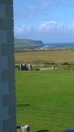 Aran View Country House: A view from our room.