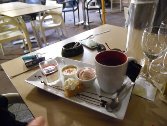 L'Avano: Café gourmand