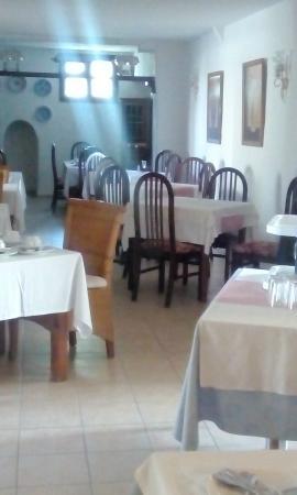 Don Carlos Paguera : Frühstücksraum