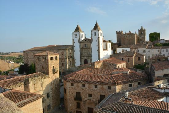 Old Town of Cáceres