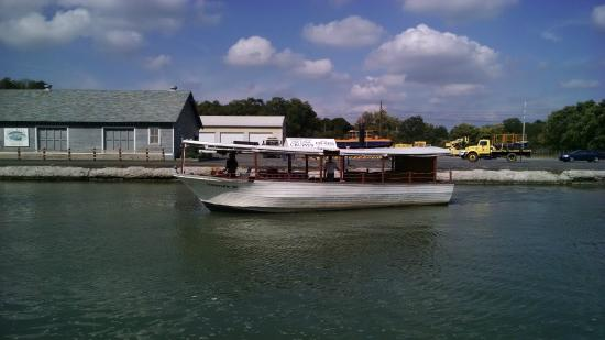 Erie Canal Tour Lockport Ny