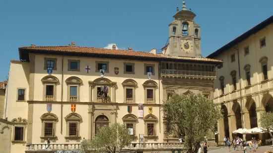 Fraternità of Laici Palace