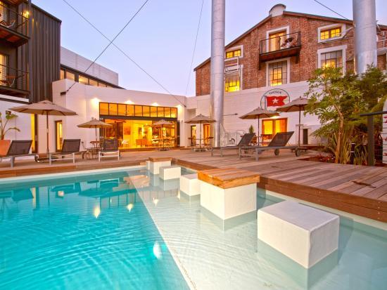 Turbine Hotel & Spa : Turbine Boutique Hotel & Spa