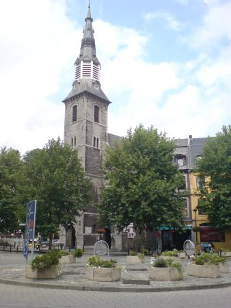 La Vesdre au coeur de Verviers