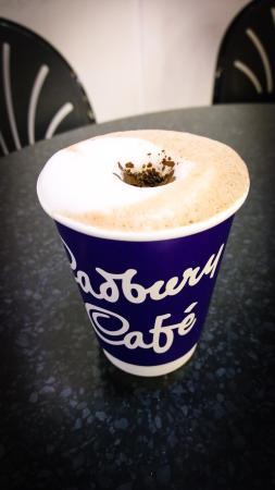 Most delicious hot chocolate - Picture of Cadbury Visitor Centre ...