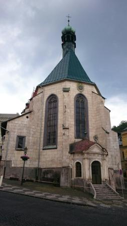 The St. Catherine Church