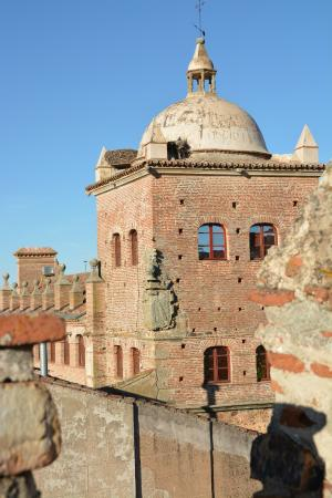 Palace Toledo-Moctezuma