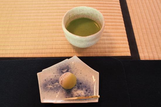 Shiguretei : お茶とお菓子