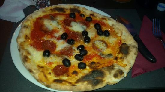 Pizza Maleducata Picture Of Porta Braschi Senigallia Tripadvisor