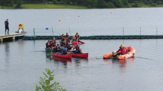 Activities at Lakeside Caravan & Camping Park