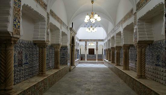 Musee Public National de l'Enluminure, de la Miniature et de la Calligraphie