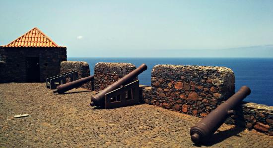Cidade Velha, Cape Verde: Fortaleza Real de San Felipe