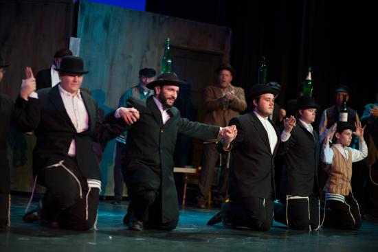 "Old Colony Players: ""Fiddler on the Roof"" 2013"