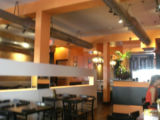 Sumittra : Another inside view of the restaurant