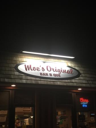 Moe's Original Bar B Que: photo1.jpg
