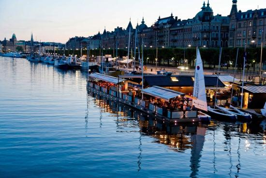 Pretty, pretty hotel! - Picture of Hotel Diplomat, Stockholm