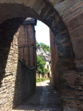 Conques, Frankrike: photo0.jpg