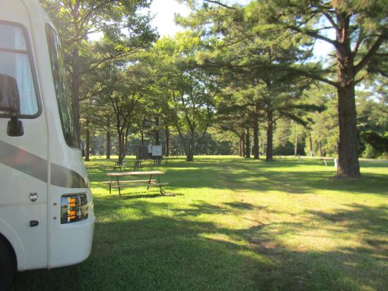 Lightfoot, VA: Campground