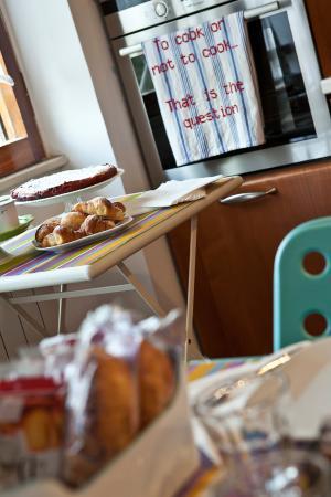 A Casa di Jacopo: Sala colazione