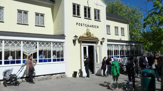 f199999282c Sjov frokost, og overraskende god mad! - Anmeldelse af Postgaarden,  Klampenborg, Danmark - TripAdvisor