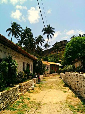 Rua de Banana (Banana Street), Cidade Velha, Santiago, Cape Verde