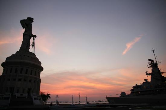 Jalesveva Jayamahe Monument