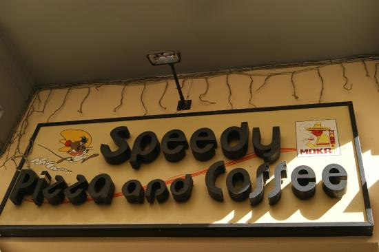 Speedy Pizza & Coffee