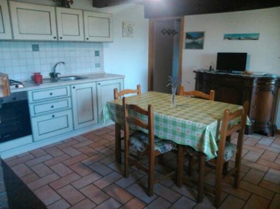 Agriturismo Le Castellare: cucina