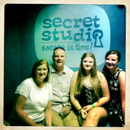 Team bants all day picture of secret studio london tripadvisor - Secret escapes london office ...