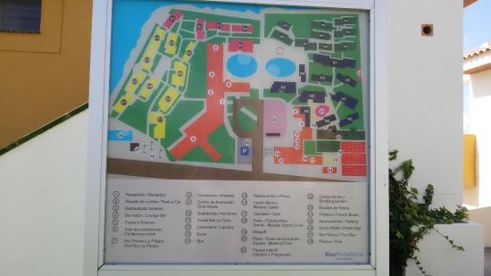Plan Bild Von Blau Punta Reina Resort Cala Mandia Tripadvisor