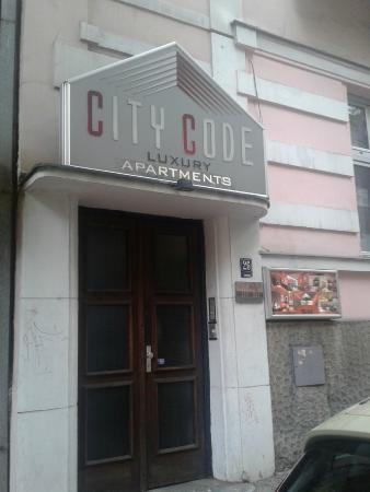 City Code B&B Luxury: il fuori dell'albergo