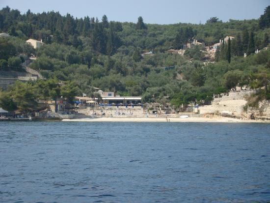 Paxos Beach Hotel: The Hotel