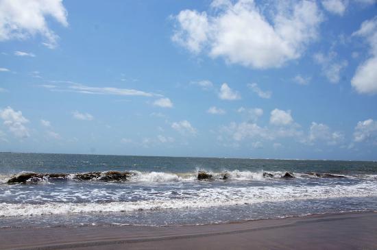 Che Shale: vista su Oceano Indiano