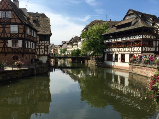 the view picture of la corde a linge strasbourg tripadvisor