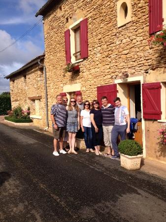 Siorac-en-Périgord, Γαλλία: A lovely break had by all