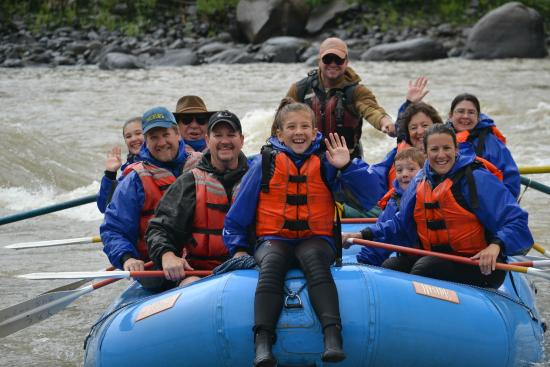 Yellowstone Raft Company: Yellowstone Rafting Co - on the Yellowstone River