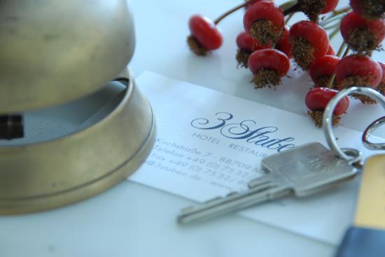 Hotel Restaurant 3 Stuben: Herzlich Willkommen