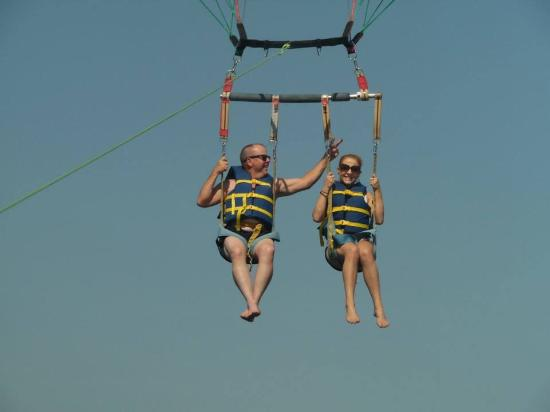 Dennis Parasail: James and shandell