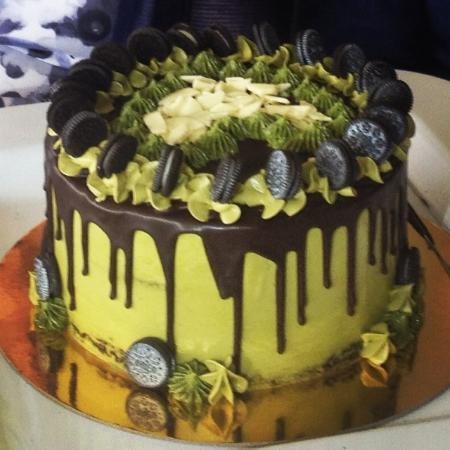 Green Tea Oreo Cake from Eat etc cakebyshelley Picture of C