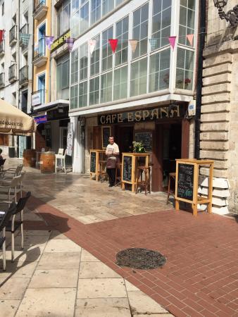 Cafe Espana