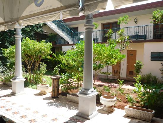 Hotel Posada Toledo & Galeria: Patio Principal