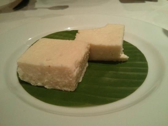 Oh! Calcutta : Bhapa Sandesh