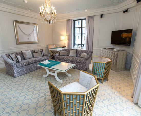 Photo of Hotel St. Regis Hotel at 2 E 55th St, New York, NY 10022, United States